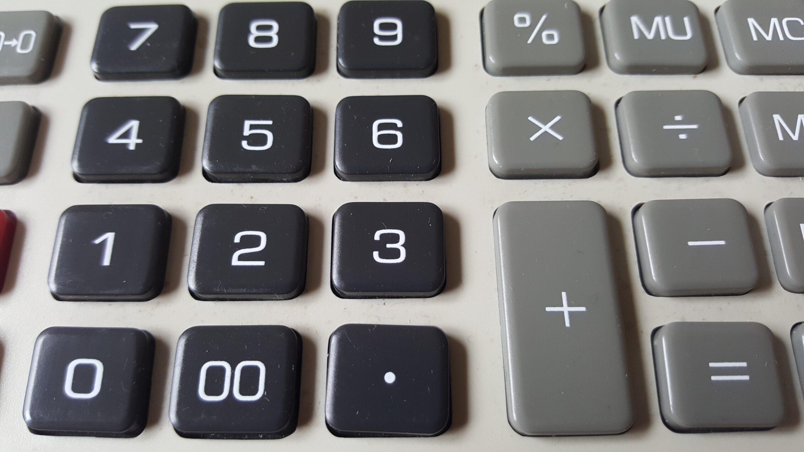 Kalkulator punktów PP – dla zawodów kat. F1